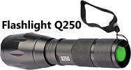 logo flashlight q250